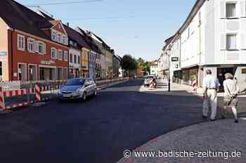 Nächster Abschnitt fertiggestellt - Kenzingen - Badische Zeitung