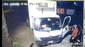 Linares: Investigan asalto a camión de productos en población Abate Molina - Diario El Heraldo Linares