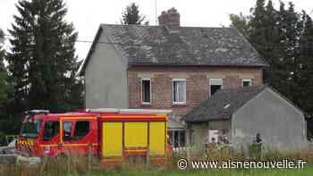 Dix-sept sapeurs-pompiers mobilisés à Chauny pour éteindre un feu de maison et sécuriser une famille - L'Aisne Nouvelle