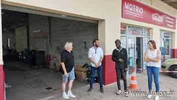 Chauny : belle histoire au garage, Siaka, mécanicien venu de loin! - L'Union