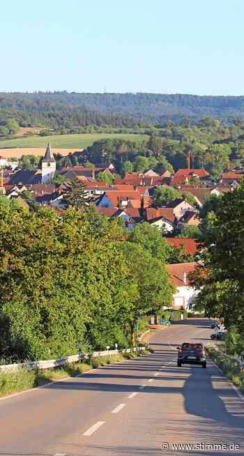 Sulzfeld - bewegliche Gemeinde im Schutz der Ravensburg - Heilbronner Stimme