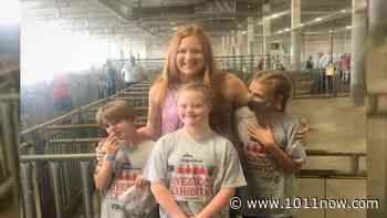 Local teen starts Unified Showing, helps kids with special needs show animals - KOLN