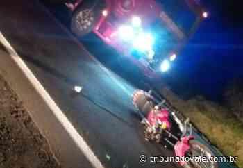 Acidente deixa três mortos em Jacarezinho - Tribuna do Vale