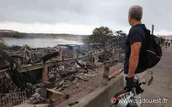 Incendie à Anglet : la Région viendra au soutien de la reconstruction - Sud Ouest