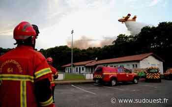 Incendie à Anglet : des Lot-et-garonnais ont vécu l'enfer - Sud Ouest