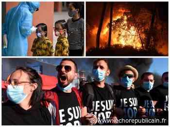 Plongeon du PIB en France, incendie maîtrisé à Anglet, CSE extraordinaire chez Hop!... Les cinq infos du Midi pile - Echo Républicain