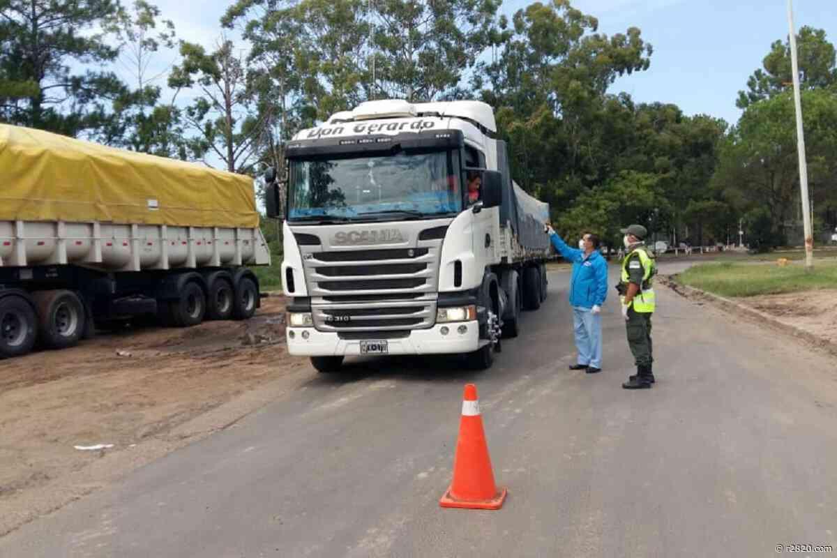 Este lunes comienza el cobro del hisopado en el Puente San Martín - r2820.com