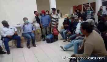 Sigue el conflicto San Martín Peras-Zochiquilazala; descartan muertos - www.nssoaxaca.com