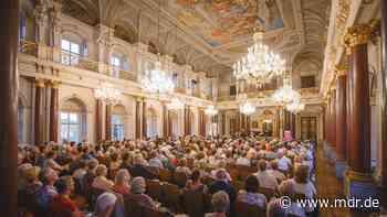 MDR-Musiksommer: Gewinnen Sie Tickets für ein Kammerkonzert auf Schloss Altenburg - MDR