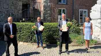 Stadt Dinslaken verabschiedete zwei Führungskräfte - NRZ