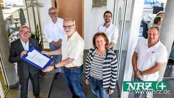 Besonderes Jubiläum in Dinslaken: 50 Jahre in einem Betrieb - NRZ