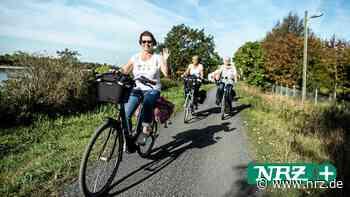 Schöne Radrouten rund um Dinslaken, Voerde und Hünxe - NRZ