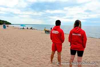La plage Vauvert fermée jusqu'à nouvel ordre - Le Quotidien - Groupe Capitales Médias