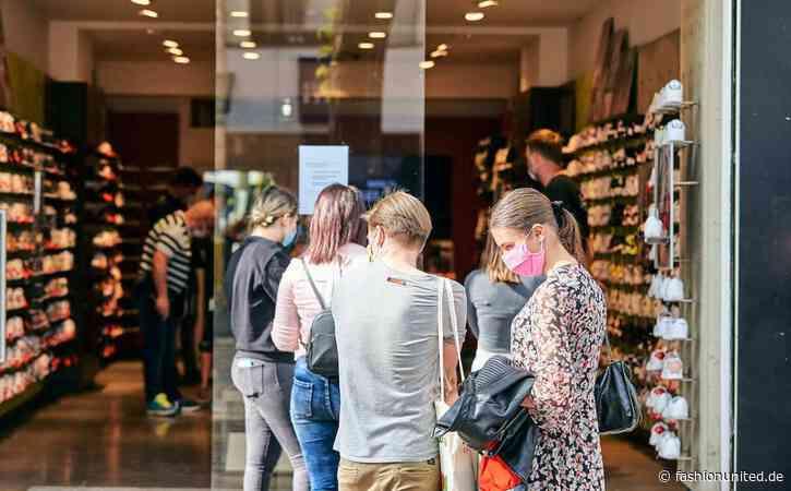 Handelsverband sieht weitere Verbesserung der Kauflaune