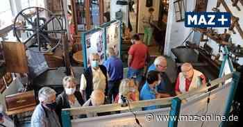 300 Jahre Garnisonsstadt Neuruppin: Ausstellungseröffnung im Klosterhof - Märkische Allgemeine Zeitung