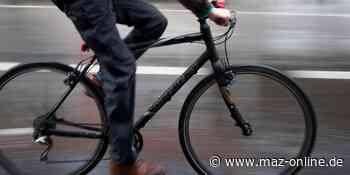Fahrradfahrer in Neuruppin verletzt - Märkische Allgemeine Zeitung