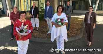Kitas in Baesweiler: Zwei Leiterinnen in den Ruhestand verabschiedet - Aachener Zeitung