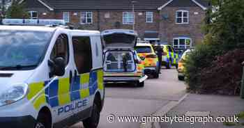 Weapons removed from house as armed police called to Grimsby street after concerns for man - Grimsby Live