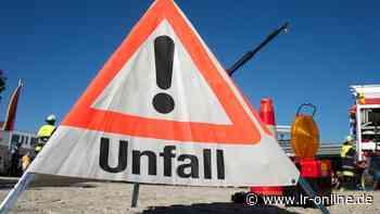 Lausitz am Morgen: Drei Verletzte bei Unfall auf der A13 - Lausitzer Rundschau