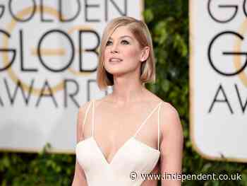 Rosamund Pike felt she was being 'eaten alive' on red carpets - The Independent