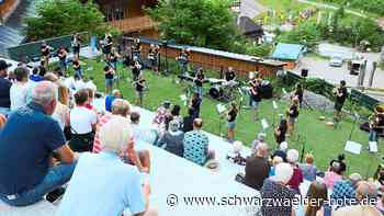 Triberg: Musik am Abend kommt an - Triberg - Schwarzwälder Bote