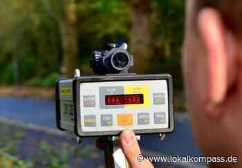 Vorsicht! Hier wird in Marl geblitzt: Geschwindigkeitsmessungen vom 3. bis 8. August - Marl - Lokalkompass.de