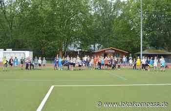 Kleine Sportler freuen sich über Medaillen: Olympische Stimmung in Marl - Marl - Lokalkompass.de