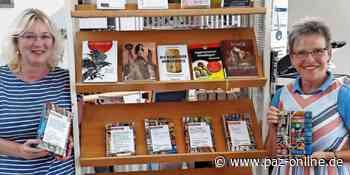 Die Stadtbibliothek Salzgitter setzt auf den Reiz des Unbekannten - Peiner Allgemeine Zeitung - PAZ-online.de