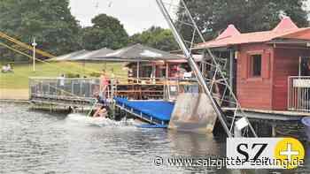 Salzgittersee-Serie: Wasserskianlage profitiert von Corona - Salzgitter Zeitung