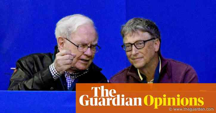 In a pandemic, billionaires are richer than ever. Why aren't they giving more?   Chuck Collins