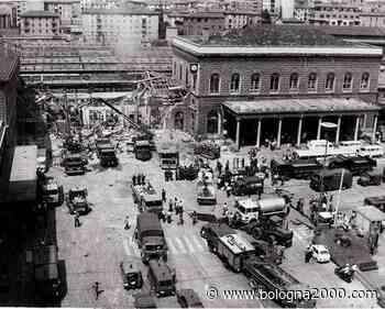 Casalgrande presente domenica a Bologna per i 40 anni dalla strage del 2 agosto - Bologna 2000