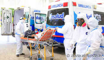 Hospital El Salvador recibe 22 pacientes con covid-19 de Santa Ana y San Vicente - Diario El Mundo