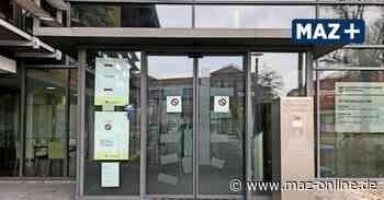 Hygienekonzept für das Kreishaus in Luckenwalde ist fertig aber einen Termin zur Wiederöffnung gibt es noch nicht - Märkische Allgemeine Zeitung