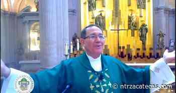 Obispo llama a la unión para afrontar estragos de pandemia - NTR Zacatecas .com