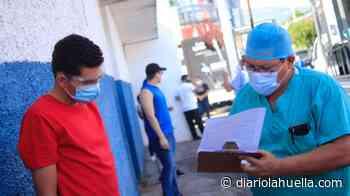 El Ministerio de Salud realiza pruebas de covid-19 en La Unión - Diario La Huella