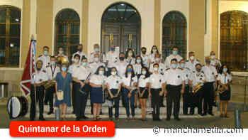 Pasacalles Histórico a cargo de la Unión Musical Quintanareña y con la colaboración de la Cronista Oficial de La Villa - Mancha Media
