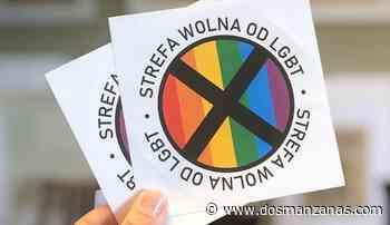 La Unión Europea no concederá ayudas a seis ciudades polacas que se declararon «zonas libres de ideología LGTB» - Dos Manzanas