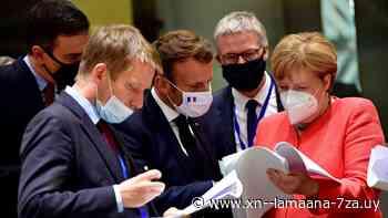 Histórico acuerdo en la Unión Europea para reconstruir las economías afectadas por el coronovirus - La Mañana