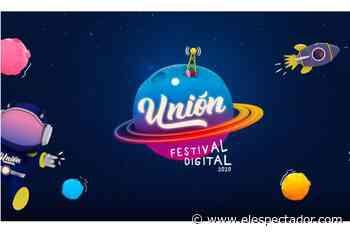 Unión Festival Digital da a conocer horarios del evento de este sábado - Cromos