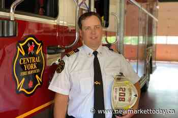 Meet new Central York Fire deputy chief Jeremy Inglis - NewmarketToday.ca
