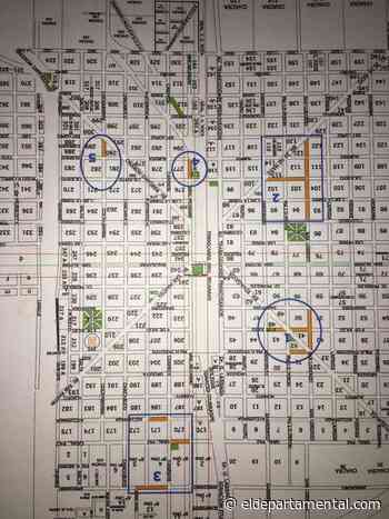 Plan de Mejoramiento Vial en la ciudad de San Cristóbal. - El Departamental