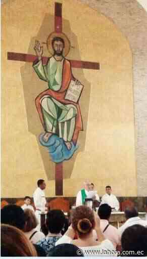 A celebrar al patrono San Cristóbal - La Hora (Ecuador)