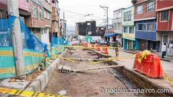 Avanzan obras de infraestructura por $30.000 millones en San Cristóbal - Noticias RCN