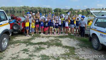 Protezione Civile Casale Monferrato: i piccoli volontari crescono e imparano - Monferrato Web TV