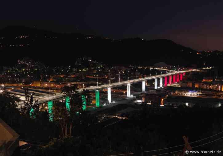 Genuas Aufbruch in eine neue Zeit  - San Giorgio-Brücke von Renzo Piano eingeweiht