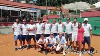 Obiettivi centrati: Park in finale, TC Santa Margherita Ligure promosso - Genova 24 - Genova24.it