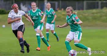 7:0-Erfolg gegen Henstedt-Ulzburg | SV Werder Bremen - Werder Bremen