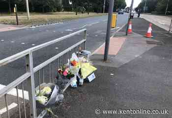 Tributes left for fatal motorcyclist