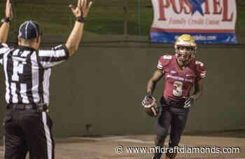 Meet 2021 NFL Draft Prospect Juwan Johnson, WR, Grand Valley State - NFL Draft Diamonds