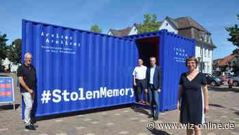 Arolsen Archives will Effekten von KZ-Häftlingen an deren Familien zurückgeben - wlz-online.de